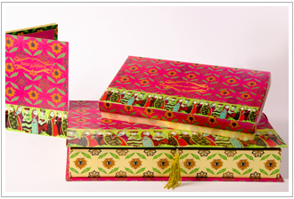 Wedding Card & Box